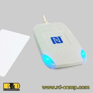 เครื่องอ่าน NFC และ RFID ได้รับมาตรฐาน NFC Forum รุ่น Dragon