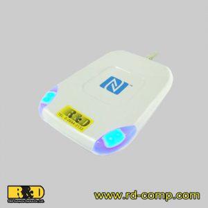 เครื่องอ่าน NFC และ RFID แบบจำลองเป็นคีย์บอร์ด ป้อนข้อมูลอัตโนมัติ รุ่น Dragon-HID