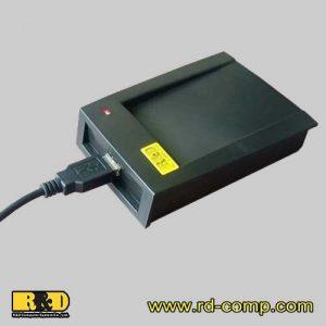 เครื่องอ่านบัตร RFID 125 KHz แบบจำลองคีย์บอร์ด สามารถตั้งรูปแบบตัวเลขได้ รุ่น R10DP