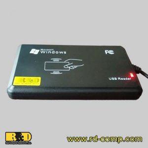เครื่องอ่านบัตร RFID 13.56 MHz (MIFARE) สามารถตั้งรูปแบบตัวเลขได้ รุ่น R20CP