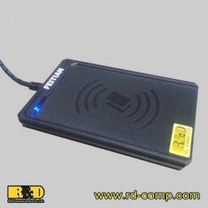 เครื่องอ่านบัตร RFID ราคาประหยัด รุ่น R502-CL