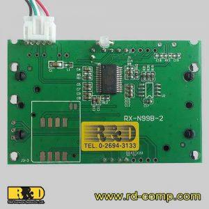 โมดูลแผงวงจรอ่านบัตรสมาร์ทคาร์ด รุ่น SCR-N99-M