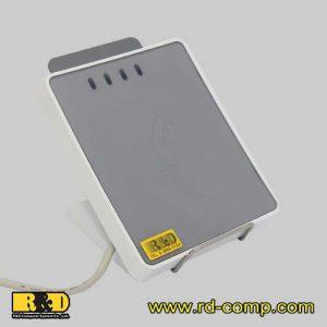 เครื่องอ่านบัตรสมาร์ทคาร์ด 2 ระบบ อ่านและเขียนแท็ก NFC ได้ รุ่น uTrust4701FB