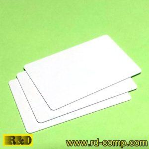 บัตรขาว RFID แบบ MIFARE Classic ขนาด 1K รุ่น CMW-F1 (แพ็ค 3 ใบ)