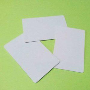 บัตรขาว RFID แบบ MIFARE Classic ความจุสูง 4K ไบต์ รุ่น CMW-F4 (แพ็ค 3 ใบ)