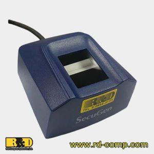 เครื่องสแกนลายนิ้วมือคุณภาพสูงในราคาประหยัด รุ่น HUPx (Hamster Pro)