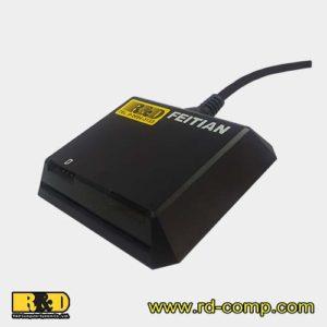 เครื่องอ่านบัตรบัตรประชาชน และ SIM Card พร้อม Soft-Landing รุ่น R301-C11-SN