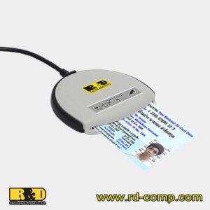 ชุดเครื่องอ่านบัตรประชาชน ราคาประหยัด สำหรับการพัฒนาซอฟต์แวร์ (SDK) รุ่น TDK3310V2+