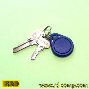 พวงกุญแจ RFID แบบ MIFARE Classic ขนาด 1K รุ่น TKM32B (แพ็ค 3 ชิ้น)