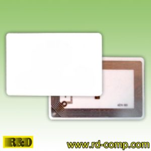 ป้ายผนึกขาวสี่เหลี่ยม NFC Type 2 ขนาด 80x50mm รุ่น TL2R80 (แพ็ค 3 ดวง)