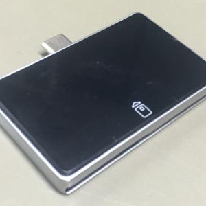 เครื่องอ่านบัตรประชาชนสำหรับ iOS  ใช้พอร์ต USB Type-C รุ่น TDi301UCS