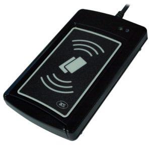 ACR1281U-C8 เครื่องอ่านและเขียน NFC แบบ USB