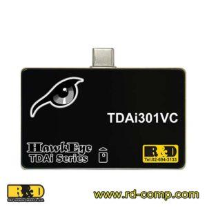 ชุดพัฒนา HawkEye TDAi SDK อ่านบัตรประชาชน แบบ USB-C ใช้ได้ 2 ระบบ iOS และ Android รุ่น TDAi301VC