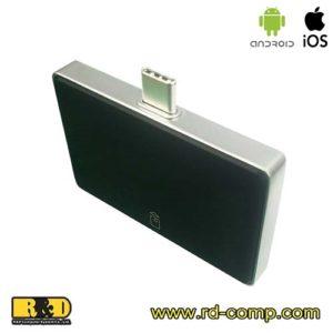 เครื่องอ่านบัตร Smart Card และบัตรประชาชน แบบ USB Type-C รุ่น iR301-U-C