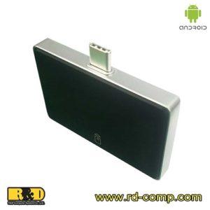 เครื่องอ่านบัตรประชาชน USB-C สำหรับ Android รุ่น oR301-C