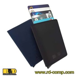 กระเป๋าใส่บัตรป้องกันการโจรกรรมข้อมูลบัตรเครดิตผ่าน RFID (RFID Blocking)