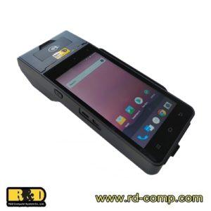 เครื่อง Smart POS แบบมือถือ All-in-One ระบบ Android รุ่น Z90A